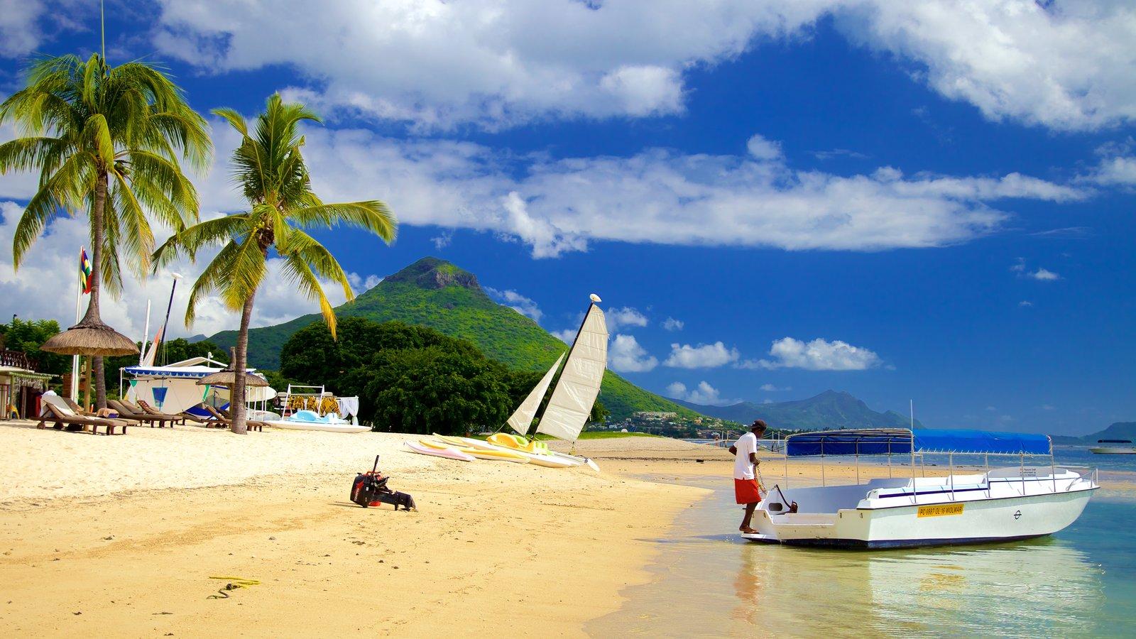 flic en flac africa mejores playas