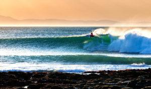 playa de sudáfrica paraíso del surf