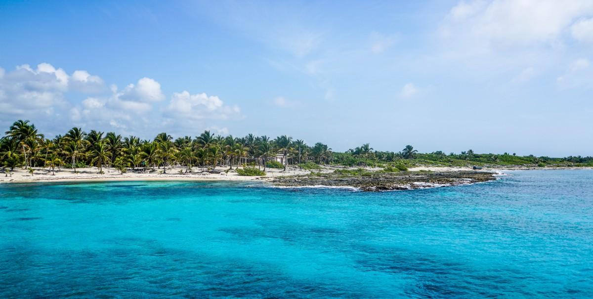 isla cozumel quitana roo mexico caribe playas