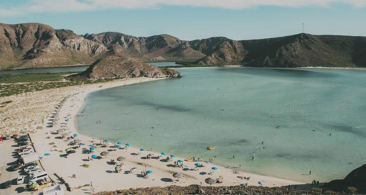 playa balandra baja california sur mexico la paz
