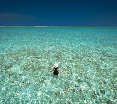 playa norte en isla mujeres mexico