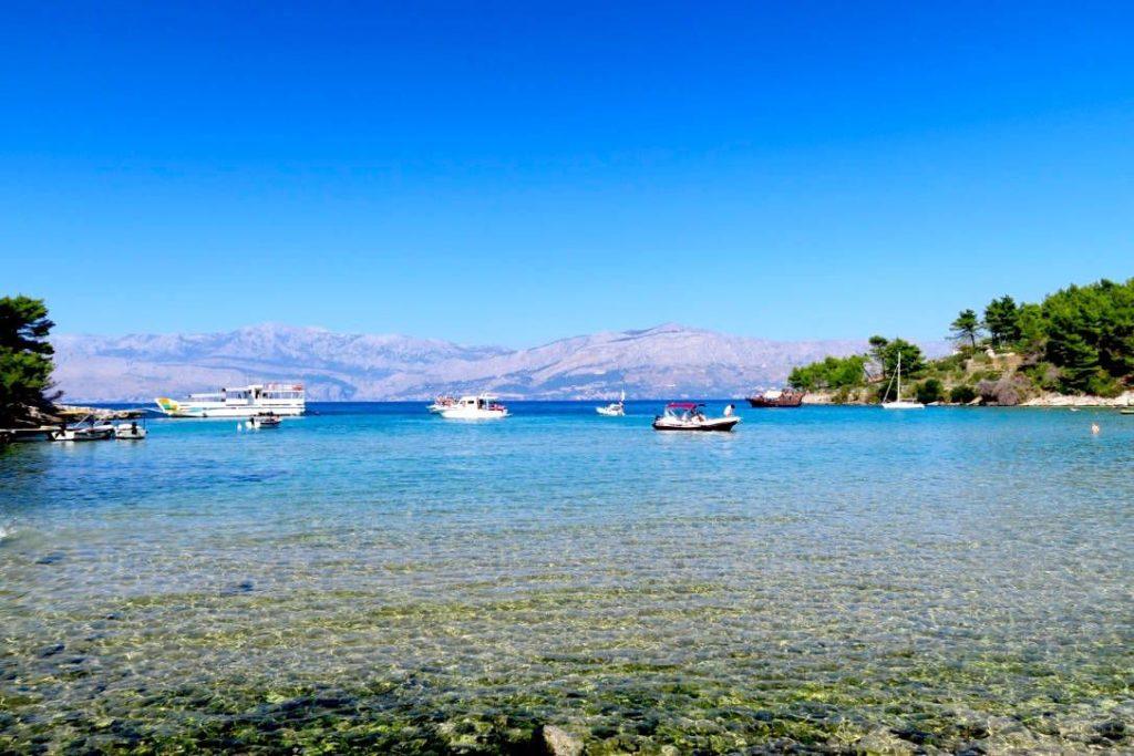 Playa Uvala Lovrečina