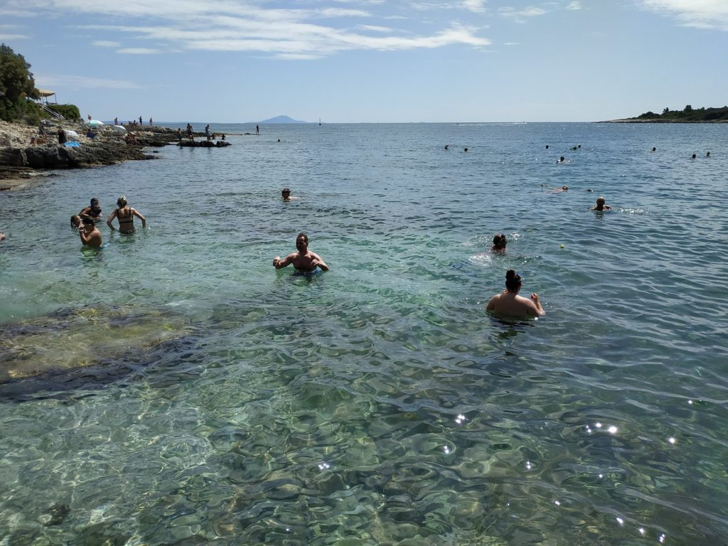 Playa Uvala Blace.