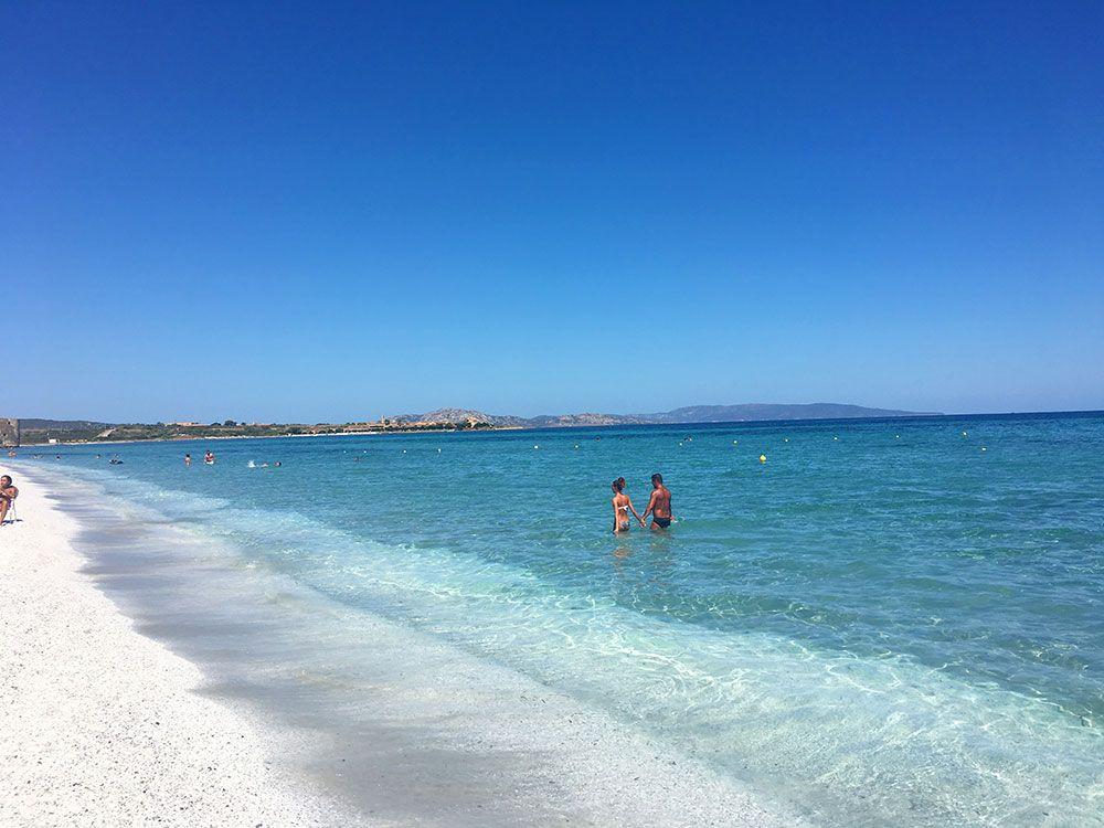 Playa Le Saline